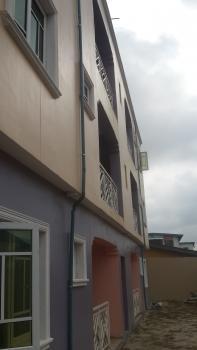Beautiful 6 Wings of 2 Bedrooms, 54, Wosilat Street, Ijesha, Lagos, Block of Flats for Sale