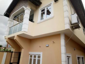 Newly Built 3 Bedroom Flat, Oluyole Bus Stop, Oregun, Ikeja, Lagos, Flat for Rent