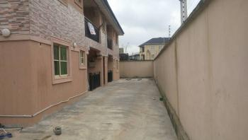 Clean 3 Bedroom Flat, 3 Toilet and Bath, Fola Agoro, Yaba, Lagos, Flat for Rent