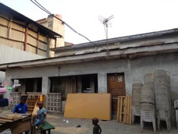 a Property Comprising of  8 Rooms, a 1 Bedroom Bungalow, and  a Storey Building, Ebute - Metta, Lagos Island, Lagos, House for Sale