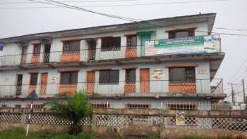 2 Storey Building on Corner Piece, Fola Agoro, Yaba, Lagos, Plaza / Complex / Mall for Sale