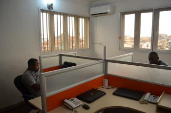 Cubicle Office Space, 6, Old Yaba Rd, Ebute Metta East, Yaba, Lagos, Office for Rent