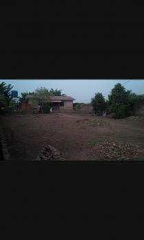 3 Bedroom Bungalow Flat on One and The Half Plot of Land, Ado-odo/ota, Ogun, Terraced Bungalow for Sale