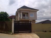 5 Bedroom Detached Duplex (all Rooms Ensuite) With Jacuzzi, Fitted Kitchen And A Bq, Gra, Magodo, Lagos, 5 Bedroom, 6 Toilets, 5 Baths House For Sale