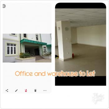 Office Space and Ware House, Kaura, Abuja, Warehouse for Rent