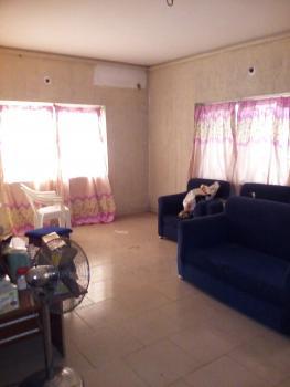 Three Bedroom Flat, Ogunlowo Street, Oba Akran, Ikeja, Lagos, Flat for Rent