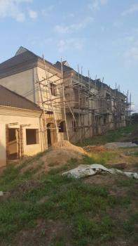 Uncompleted 6 Unites of 4 Bedroom Duplex, Alalubosa Gra, Iyaganku, Ibadan, Oyo, Terraced Duplex for Sale