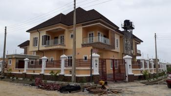 Brand New, Luxury and Beautifully Finished Four (4) Bedroom Semi-detached House with Boys Quarters, Agungi, Lekki, Lagos, Semi-detached Duplex for Sale