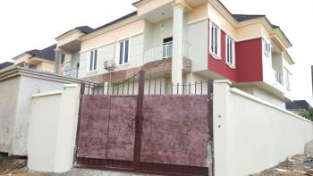 Newly Built and Strategically Located Four (4) Bedroom Semi-detached Duplex with Boys Quarters, Olokonla Estate, Ajah, Lagos, Semi-detached Duplex for Sale
