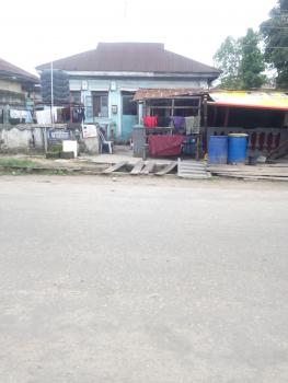 Old Bungalow Facing The Main Road, Mc Niel, Sabo, Yaba, Lagos, House for Sale