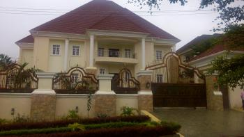 Luxury 6 Bedroom Duplex + 1 Guest Chalet and 2 Rooms Bq, Asokoro District, Abuja, Detached Duplex for Sale