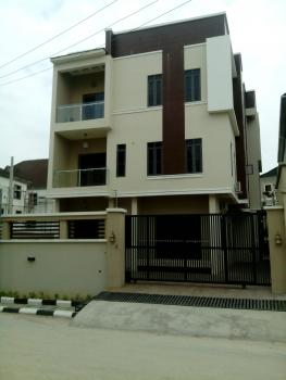 New Built Massive 5 Bedroom Fully Detached House with 2 Room Bq, Banana Island, Ikoyi, Lagos, Detached Duplex for Sale