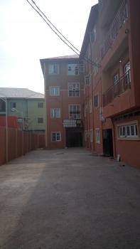 Newly Built 3 Bedroom Flat, Off Onike Roundabout, Onike, Yaba, Lagos, Flat for Rent