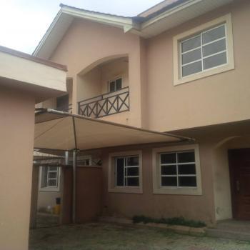 4 Bedroom Semi-detached Duplex, Ikeja Gra, Ikeja, Lagos, Semi-detached Duplex for Rent