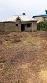 2 Bedroom Bungalow with Storage Room on a Standard Plot, Off Tokunbo Adenigba Street, Ogombo, Ajah, Lagos, Mixed-use Land for Sale