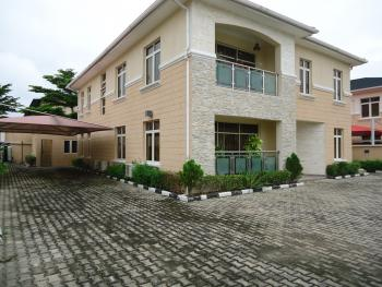 Fully Furnished 4 Bedroom Fully Detached Duplex and a Room Bq, By Shoprite, Millinium Estate, Oniru, Victoria Island (vi), Lagos, House for Rent