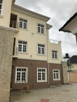 New 2 Bedroom Block of Flat with 3 Toilet, By The American International School, Durumi, Abuja, Mini Flat for Rent