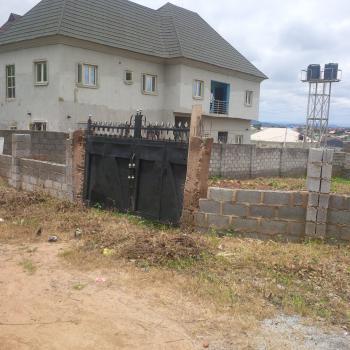 Fenced and Gated Corner Plot Land ( Build & Live), By Galadima Pedestrian Bridge, Accessible Via News Engineering, Dawaki, Gwarinpa, Abuja, Residential Land for Sale