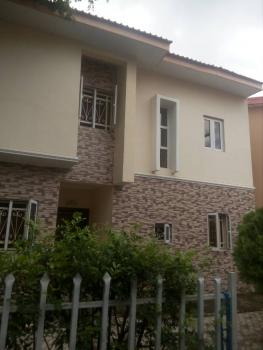 Luxury Finished 5 Bedroom Semi Detached Duplex with 1 Bedroom  Bq Attached, in a Mini Estate, Wuse 2, Abuja, House for Sale