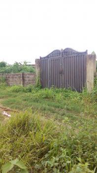 a Plot of Land Fenced with Gate at Orile Egun, Pakuro Via Mowe, Pakuro, Mowe Ofada, Ogun, Residential Land for Sale