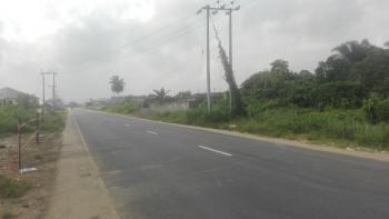 Four (4) Plots, Along Elikpokwodu Road, Obio-akpor, Rivers, Mixed-use Land for Sale