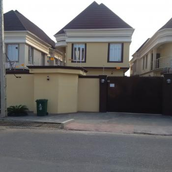 Newly & Tastefully Finished 5 Br Duplex with 1 Room Bq on a Tarred Road, Phase 2, Gra, Magodo, Lagos, Detached Duplex for Sale