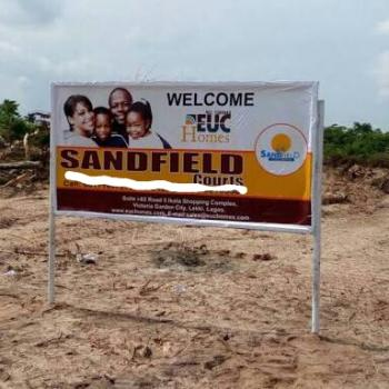 Sand Field Court....(euc Homes), Lekki Free Trade Zone, Ibeju Lekki, Lagos, Land for Sale