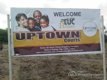 Up Town Court. 600sqm.(euc Homes), Lekki Free Trade Zone, Ibeju Lekki, Lagos, Mixed-use Land for Sale