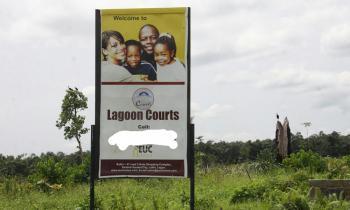 Lagoon Court....(euc Homes), Lekki Free Trade Zone, Ibeju Lekki, Lagos, Mixed-use Land for Sale