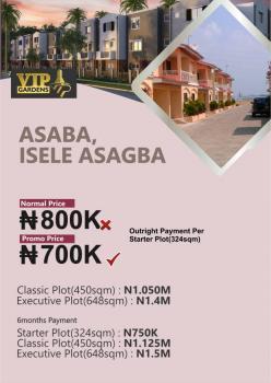 Vip Gardens, Isele Asagba, Asaba, Delta, Mixed-use Land for Sale