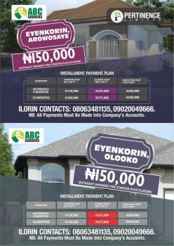 Abc  Gardens Ilorin, Ilorin South, Kwara, Land for Sale