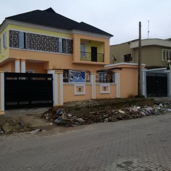 Brand New 4 Bedroom Duplex, Phase 1, Gra, Magodo, Lagos, Detached Duplex for Sale