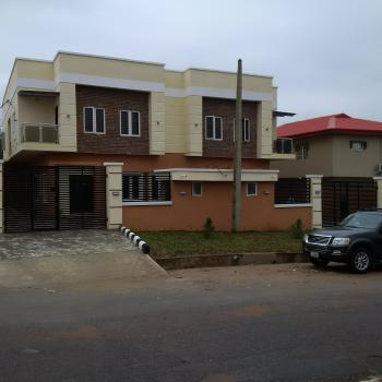 Newly & Tastefully Finished 4 Bedroom Wing Duplex with 1 Room Bq, Phase 1, Gra, Magodo, Lagos, Semi-detached Duplex for Sale