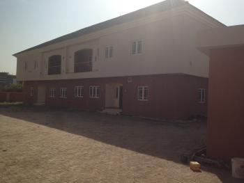 Brand New Twin 4 Bedroom with 2 Large Lounges, Study and  Self Contained Bq, Off Olushegun Obasanjo Way, Wuye, Abuja, Semi-detached Duplex for Sale