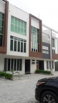 a Contemporary Tastefully Built 5 Bedroom Terrace Duplex + Bq, Off Admiralty, Lekki Phase 1, Lekki, Lagos, Terraced Duplex for Sale