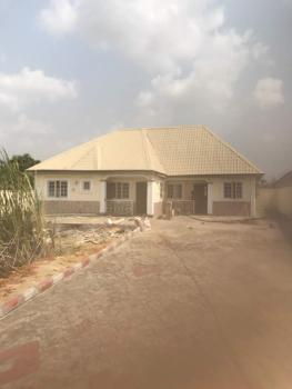 Newly Built 3 and 2 Bedroom Semi-detached Bungalow, Jeremoyamah Street,  Powerline Estate, Ilogbo,  Iyana Era., Alaba, Ojo, Lagos, Semi-detached Bungalow for Sale