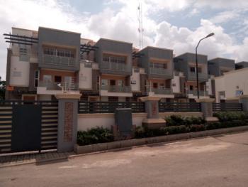 Luxury and Serviced 4 Bedroom + 1 Room Bq Duplex Terraced, Maitama District, Abuja, Terraced Duplex for Rent
