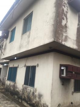 One Storey Building for Sale, Benson Otali Street, Off Carpenter Bus Stop, Ajagbandi, Ojo, Lagos, Block of Flats for Sale
