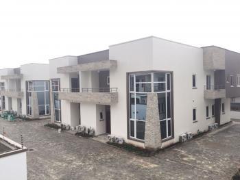 4 Bedroom Semi Detached, Osborne Phase 2, Osborne, Ikoyi, Lagos, Semi-detached Duplex for Rent
