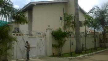 5 Bedrooms Semi Detached Duplex with 2 Rooms Bq, Off Aguiyi Ironsi Way, Maitama District, Abuja, Semi-detached Duplex for Sale