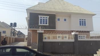 New, Well Finished 4 Units of Two Bedroom Flats and a Security House, Nepa Road, Cadastral Zone F14, Kubwa, Abuja, Block of Flats for Sale