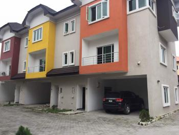 Luxury Four Bedroom Terraced Duplex with a Bq, Ikate Elegushi, Lekki, Lagos, Terraced Duplex for Sale