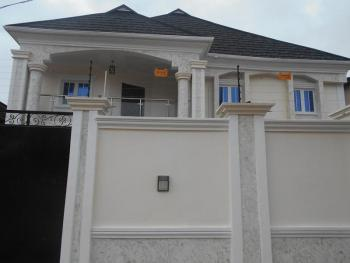 Newly Built 2 Bedroom Luxury Flat (upstairs), Off Mojisola Street, Off College Road, Ogba, Ikeja, Lagos, Flat for Rent