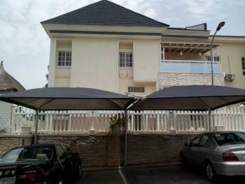 Tastefully Finished 4 Bedroom Duplex, Old Fcda Quarters, Alexander Crescent, Off Aminu Kano Crescent, Wuse 2, Abuja, Semi-detached Duplex for Sale
