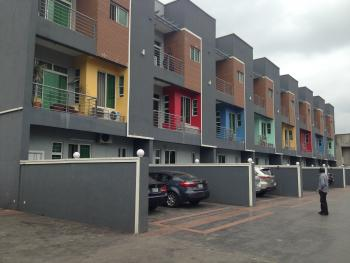 1 Unit of Luxury 5 Bedroom Terrace (+ Bq) Duplex, Adeyemo Alakija Street, Ikeja Gra, Ikeja, Lagos, Terraced Duplex for Sale