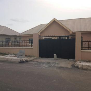 2 Bedroom Luxury Bungalow, First Left Turn, Shortly After Sunnyvale Junction, Behind Mobil Filling Station, Gaduwa, Abuja, Detached Bungalow for Rent