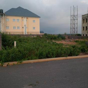 Fenced and Strategic Residential Medium Density Land, Gilmore Construction Yard, Opposite Katampe Extension, Jahi, Abuja, Residential Land for Sale