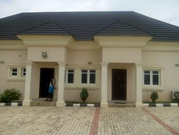 a Tastefully Finished and Brand New 2 Bedroom Bungalow, By Coza Church, Guzape District, Abuja, Semi-detached Bungalow for Rent