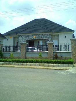 3 Bedroom Bungalow with Space for Boys Quarters, Queens Estate, Karsana, Gwarinpa Estate, Gwarinpa, Abuja, Detached Bungalow for Sale