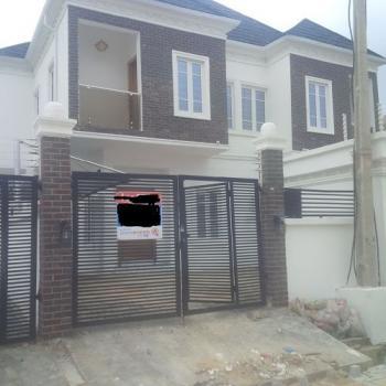 4 Bedroom Semi Detached Duplex with Bq, Osapa, Lekki, Lagos, Semi-detached Duplex for Rent